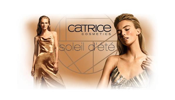 Soleil D'Été Catrice logo