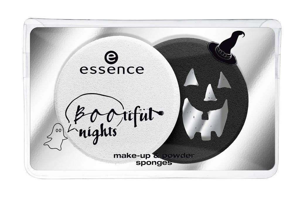 Spugnette viso Essence Cosmetics Halloween 2017