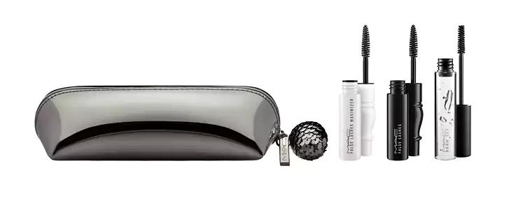 Snow ball mascara kit Mac Cosmetics cofanetto make up regalo di Natale sotto i 50 euro Mirtilla Malcontenta Beauty Blog