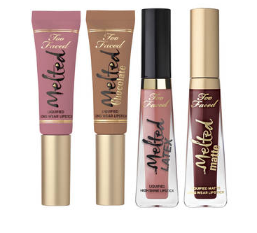 Under the kissletoe too faced set cofanetto make up regalo di Natale sotto i 50 euro Mirtilla Malcontenta Beauty Blog