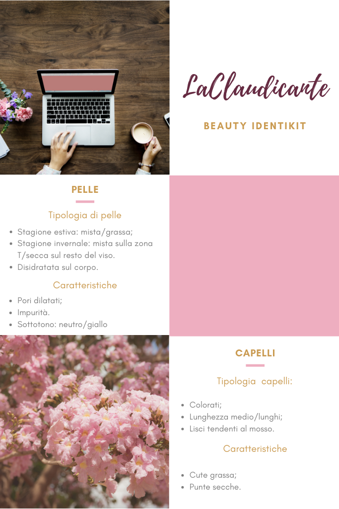 Beauty Identikit - LaClaudicante blog