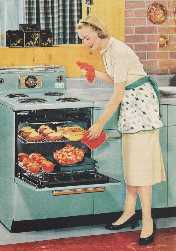 Casalinga anni 50 e la signora Maisel