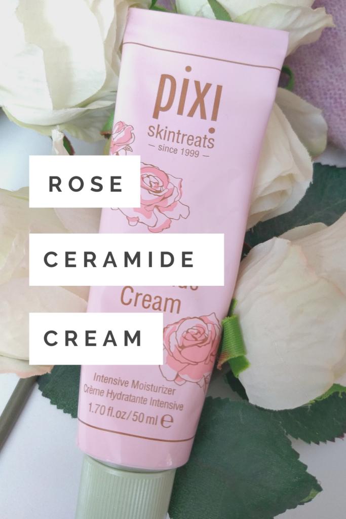 Preferiti del mese di maggio: crema viso Rose Ceramide Crema Pixi Beauty by Petra