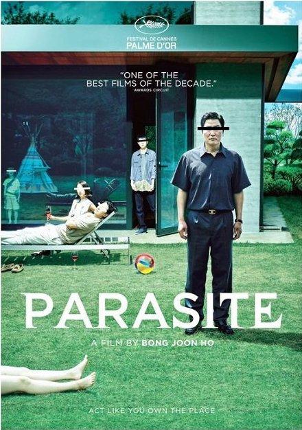 I preferiti del mese di maggio: film Parasite
