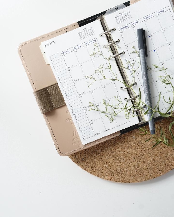Il Sistema del Bullet Journal. Agenda come strumento organizzativo.